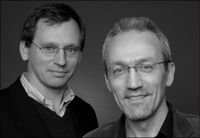 Juni 2009 : Dimitri Casteleyn en Wim Vanseveren