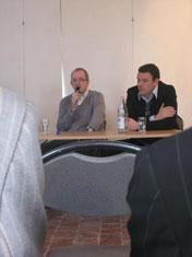 Maart 2008 : Serge Platel